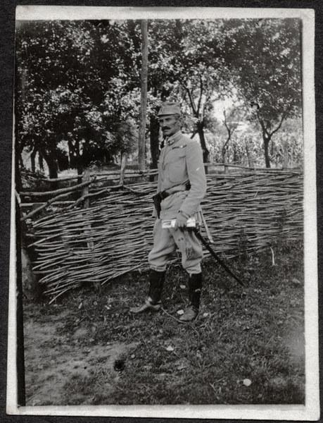 Płk. Zygmunt Zieliński na Bukowinie (1915)