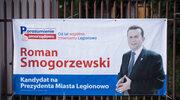 Legionowo: Roman Smogorzewski ponownie prezydentem miasta