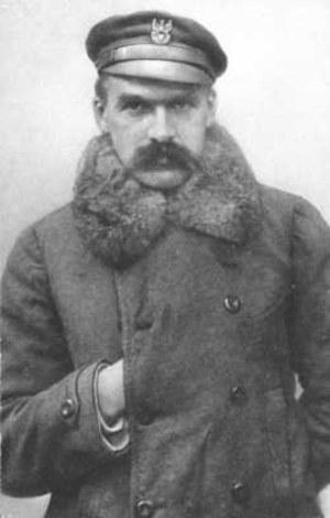 Legiony Polskie walczyły pod znakiem Orła Białego /Odkrywca