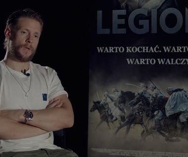 """""""Legiony"""": Sebastian Fabijański o filmie"""