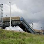 Legnica: Wykoleił się pociąg towarowy