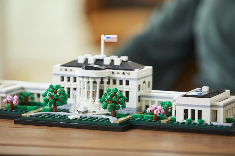 LEGO Architecture: Biały Dom /materiały prasowe