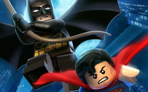 LEGO Batman 2: DC Super Heroes - motyw graficzny /Informacja prasowa