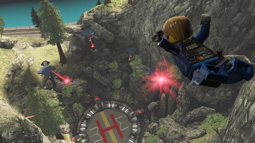 LEGO City: Tajny Agent /materiały prasowe