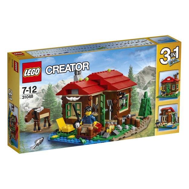 LEGO Creator - Nagroda w konkursie /materiały prasowe