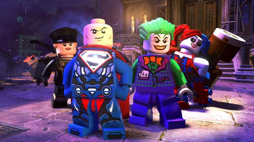 LEGO DC Super-Villians /materiały prasowe
