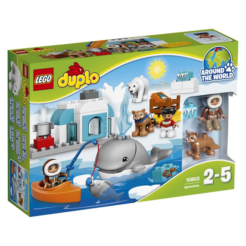Lego Duplo Arktyka /materiały prasowe