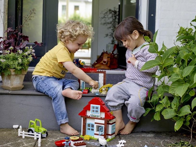 LEGO DUPLO to wspaniała zabawa dla całej rodziny /materiały prasowe