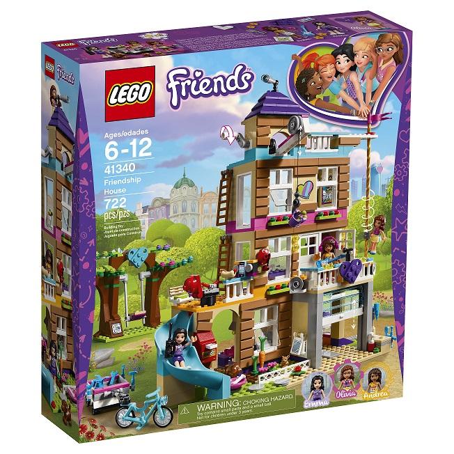LEGO Friends /materiały prasowe