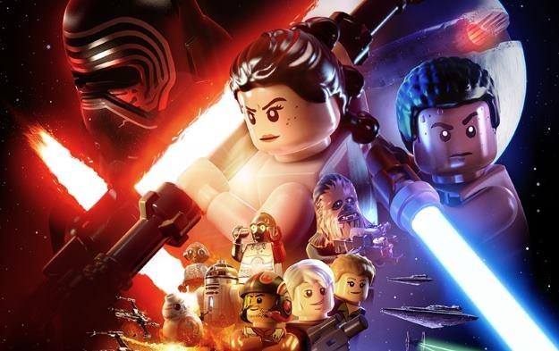 LEGO Gwiezdne wojny: Przebudzenie Mocy /materiały prasowe