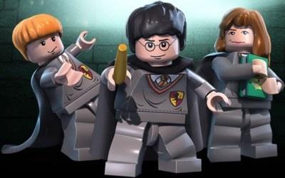 LEGO Harry Potter: Years 1-4 - motyw graficzny /Informacja prasowa