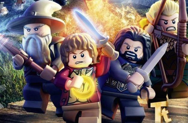 LEGO Hobbit /materiały prasowe