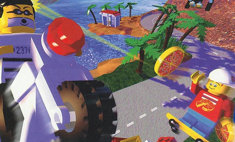 LEGO Island /materiały prasowe