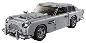 "LEGO James Bond Aston Martin DB5 z ""Goldfingera"""