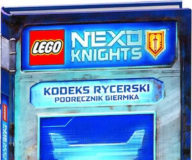 lego nexo knights kodeks rycerski podręcznik giermka