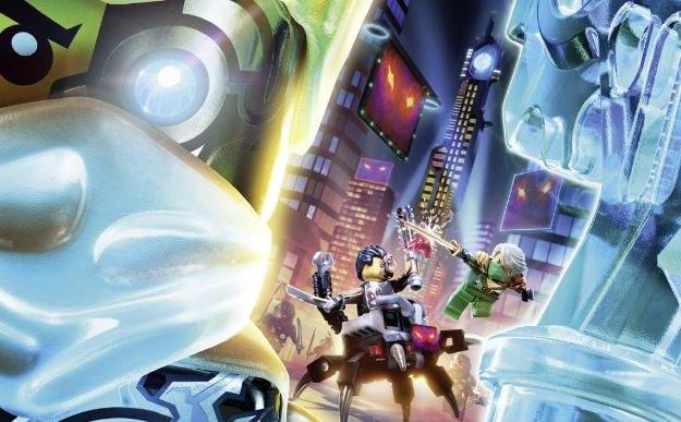 LEGO Ninjago: Nindroids /materiały prasowe