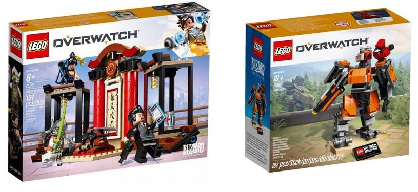 LEGO Overwatch /materiały prasowe