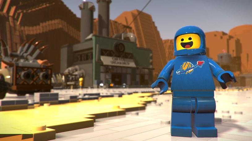LEGO Przygoda 2 /materiały prasowe