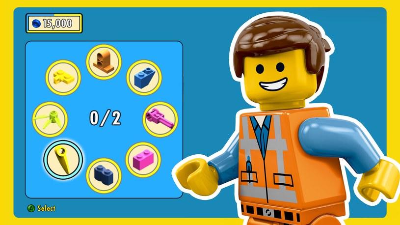 LEGO Przygoda /materiały prasowe