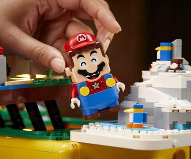 LEGO Pytajnikowy blok Super Mario 64 wchodzi do świata LEGO Super Mario