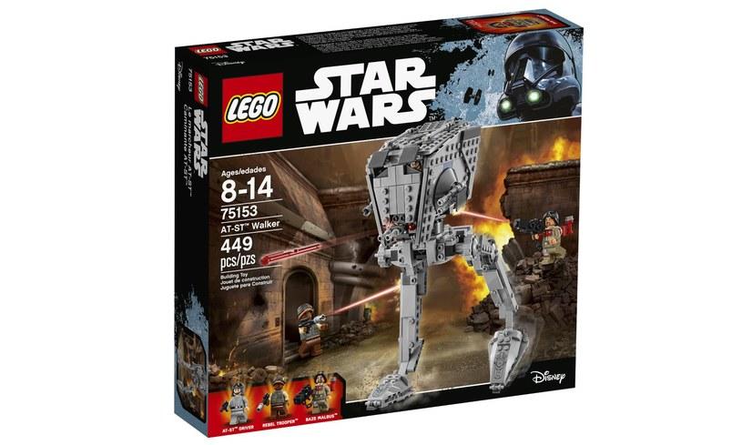 LEGO Star Wars Łotr 1 /materiały prasowe