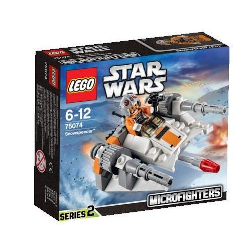 Lego Star Wars, Śmigacz śnieżny, klocki /materiały prasowe