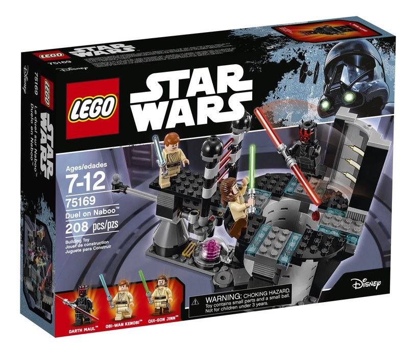 LEGO Star Wars /materiały prasowe