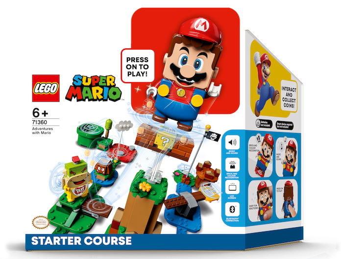 LEGO Super Mario /materiały prasowe