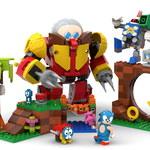 LEGO szykuje zestaw dla fanów Sonica