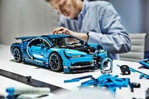 Lego Technic 42083 Bugatti Chiron z 3599 elementów