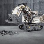 LEGO Technic Liebherr R 9800 - test