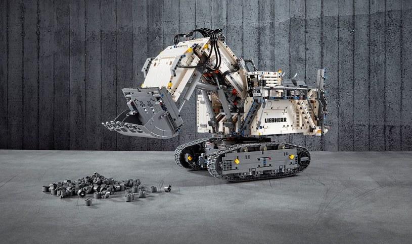LEGO Technic Liebherr R9800 /materiały prasowe