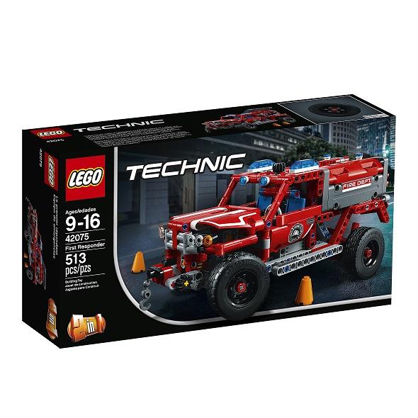 LEGO Technic /materiały prasowe