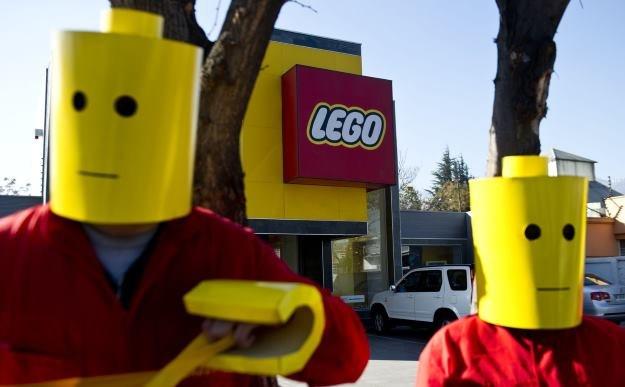 LEGO /AFP