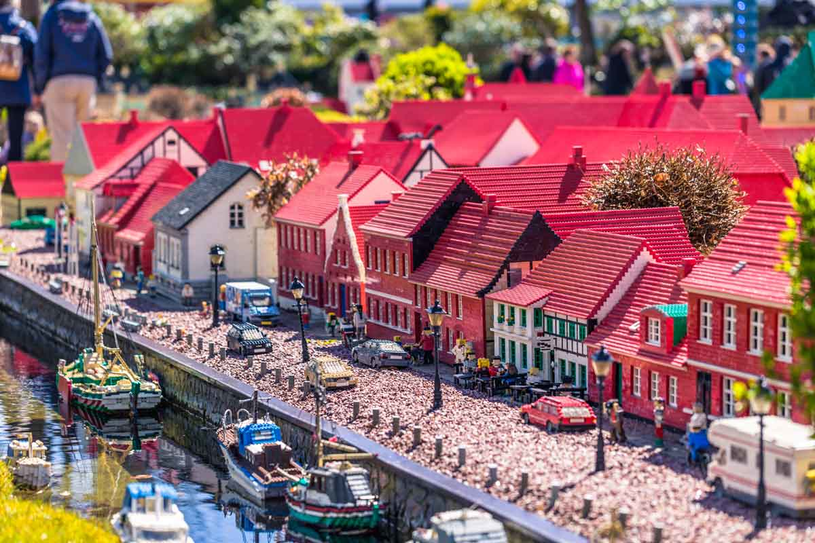 Legoland w Bilund /123RF/PICSEL