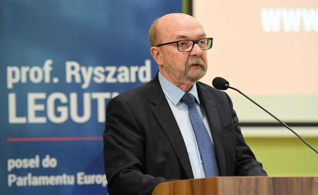 Legutko: Słyszymy żądania, by polski rząd został de facto skasowany