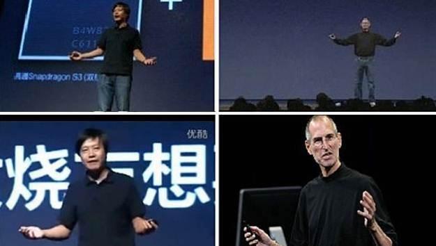 Lei Jun kontra Steve Jobs - który lepszy? /gizmodo.pl