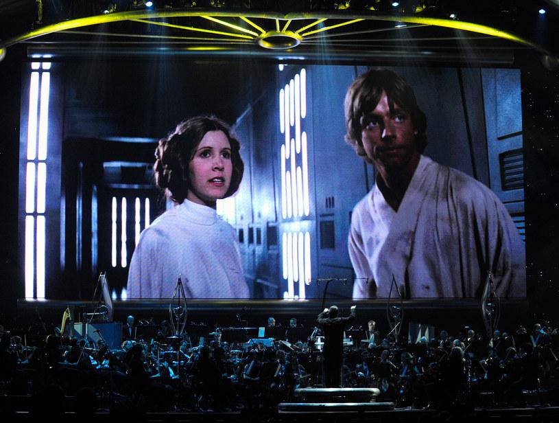 Leia uczyniła aktorkę nieśmiertelną /Getty Images
