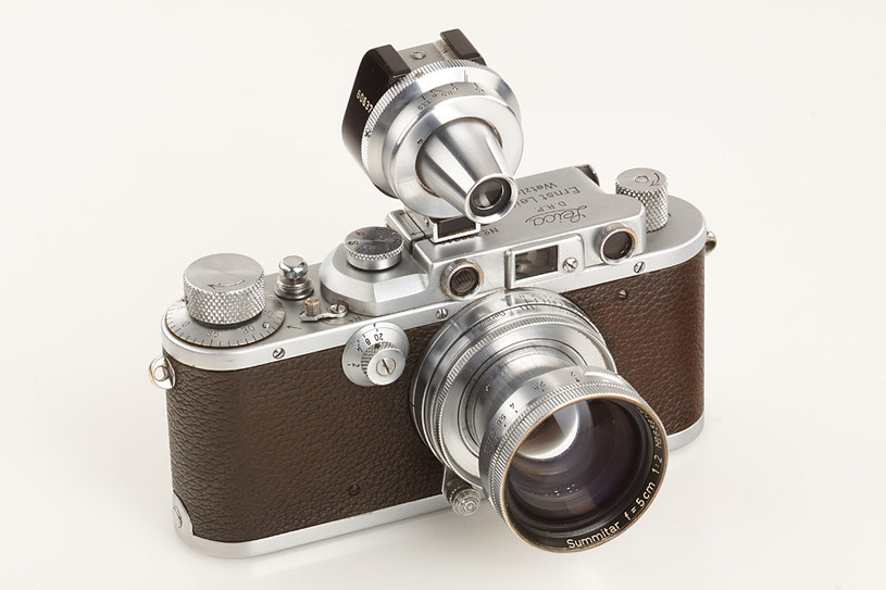 Leica IIIa Alfreda Eisenstaedta /materiały prasowe