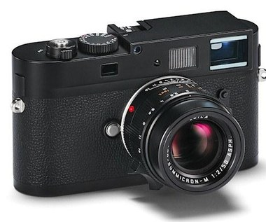 Leica M Monochrom - aparat do zdjęć w czerni i bieli