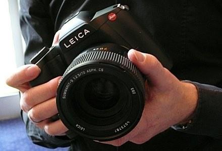 Leica S2 /materiały prasowe