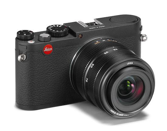 Leica X Vario /materiały prasowe