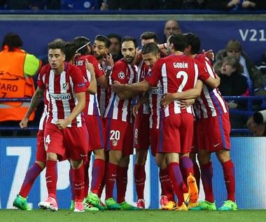 Leicester City - Atletico Madryt 1-1 w Lidze Mistrzów. Awans Hiszpanów