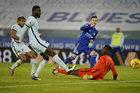 Leicester City - Chelsea 2-0 w 18. kolejce Premier League