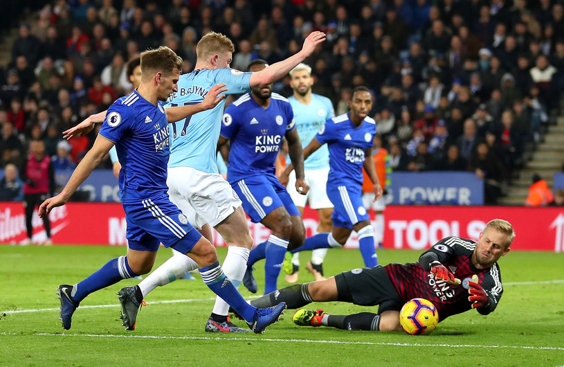 Leicester City - Manchester City /Getty Images