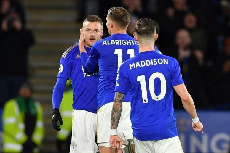 Leicester City /AFP