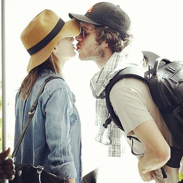 Leighton Meester i Adam Brody /Instagram /materiały prasowe
