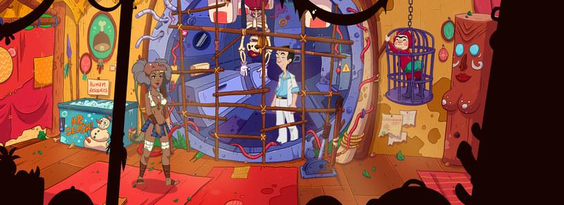 Leisure Suit Larry: Wet Dreams Dry Twice /materiały prasowe