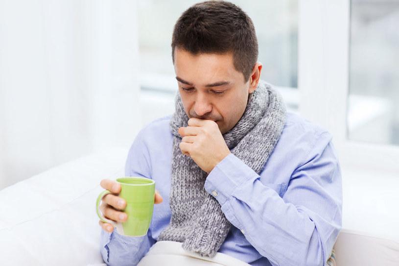 Lek na przeziębienie /©123RF/PICSEL