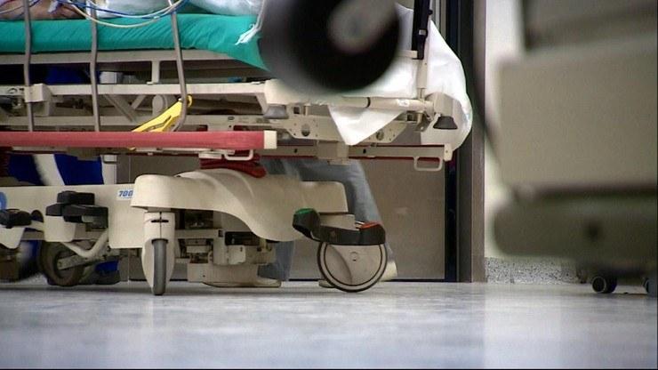 Lekarz odmówił udzielenia pomocy pacjentowi w ciężkim stanie /Polsat News